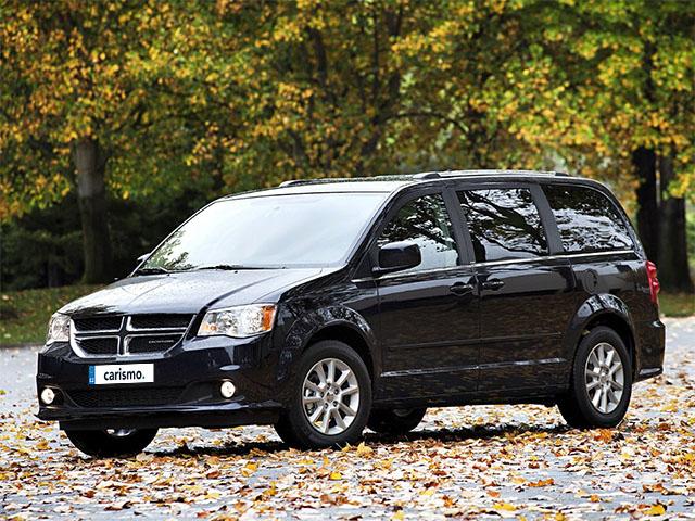 Dodge Grand Caravan - recenze a ceny