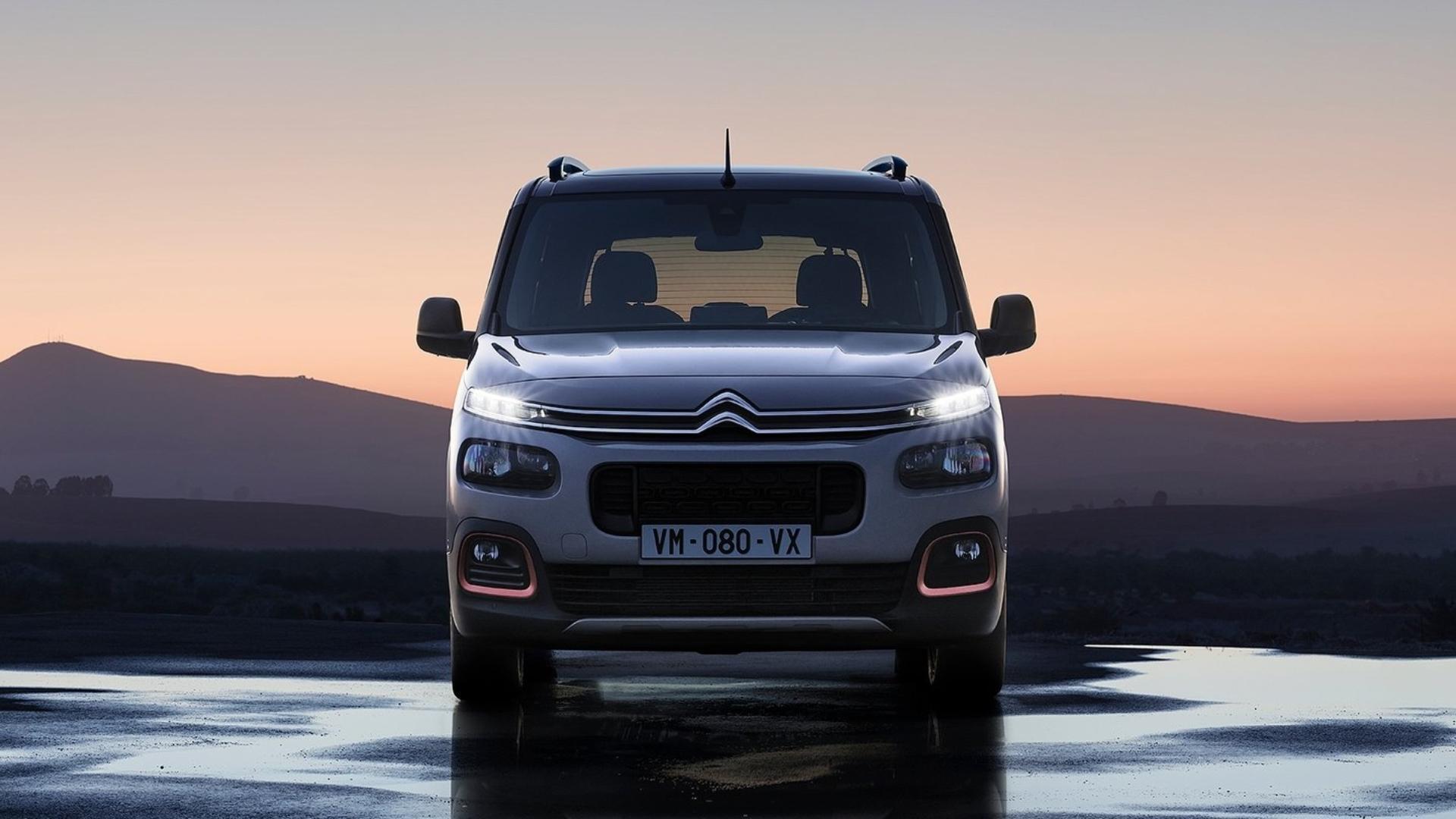 Citroen Berlingo - nejprodávanější model francouzské značky za měsíc říjen