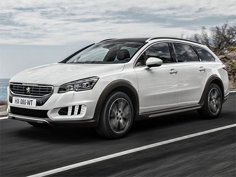 Peugeot 508 RXH - recenze a ceny | Carismo.cz