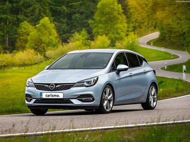 Opel Astra - recenze a ceny