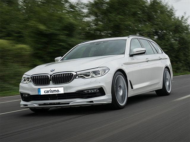 BMW ALPINA D5 S Touring - recenze a ceny