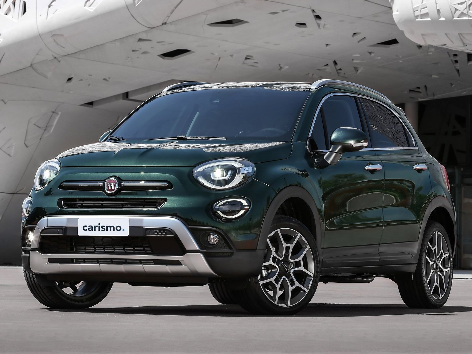 Video: Fiat 500X crash test