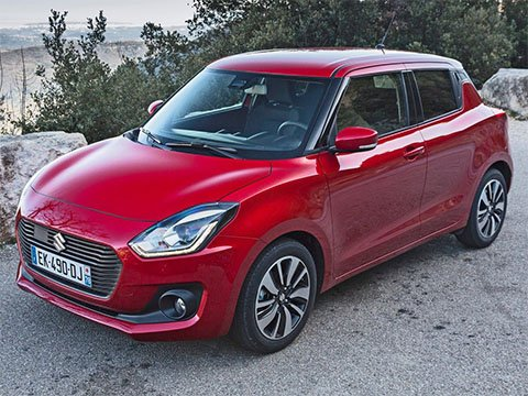 Suzuki Swift - recenze a ceny | Carismo.cz