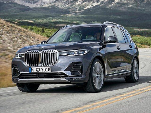 Video: BMW X7 Interiér a exteriér