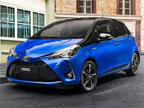 Toyota Yaris 5dv. - recenze a ceny