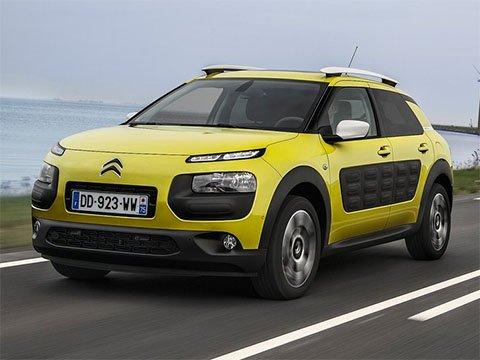 Citroën C4 Cactus - recenze a ceny
