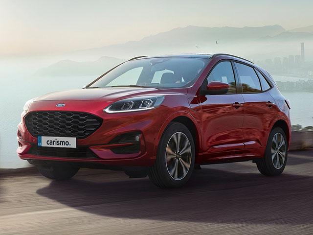 Ford Kuga - recenze a ceny