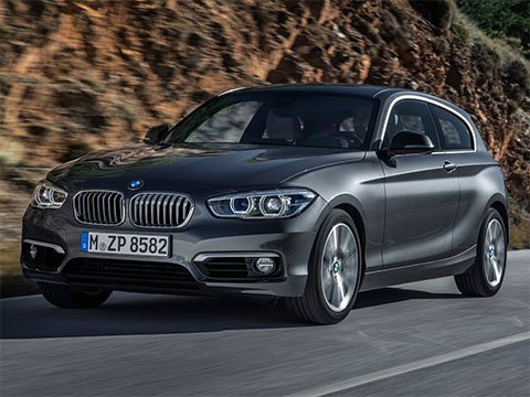 Video: BMW 1 3dv. interiér