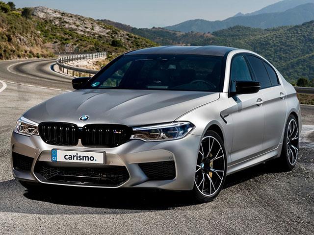 BMW M5 Sedan - recenze a ceny
