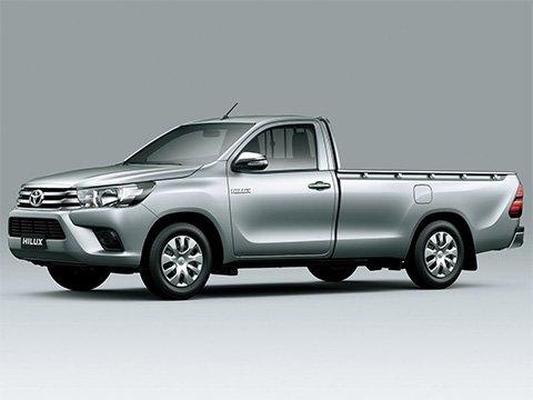 Toyota Hilux Single Cab - recenze a ceny