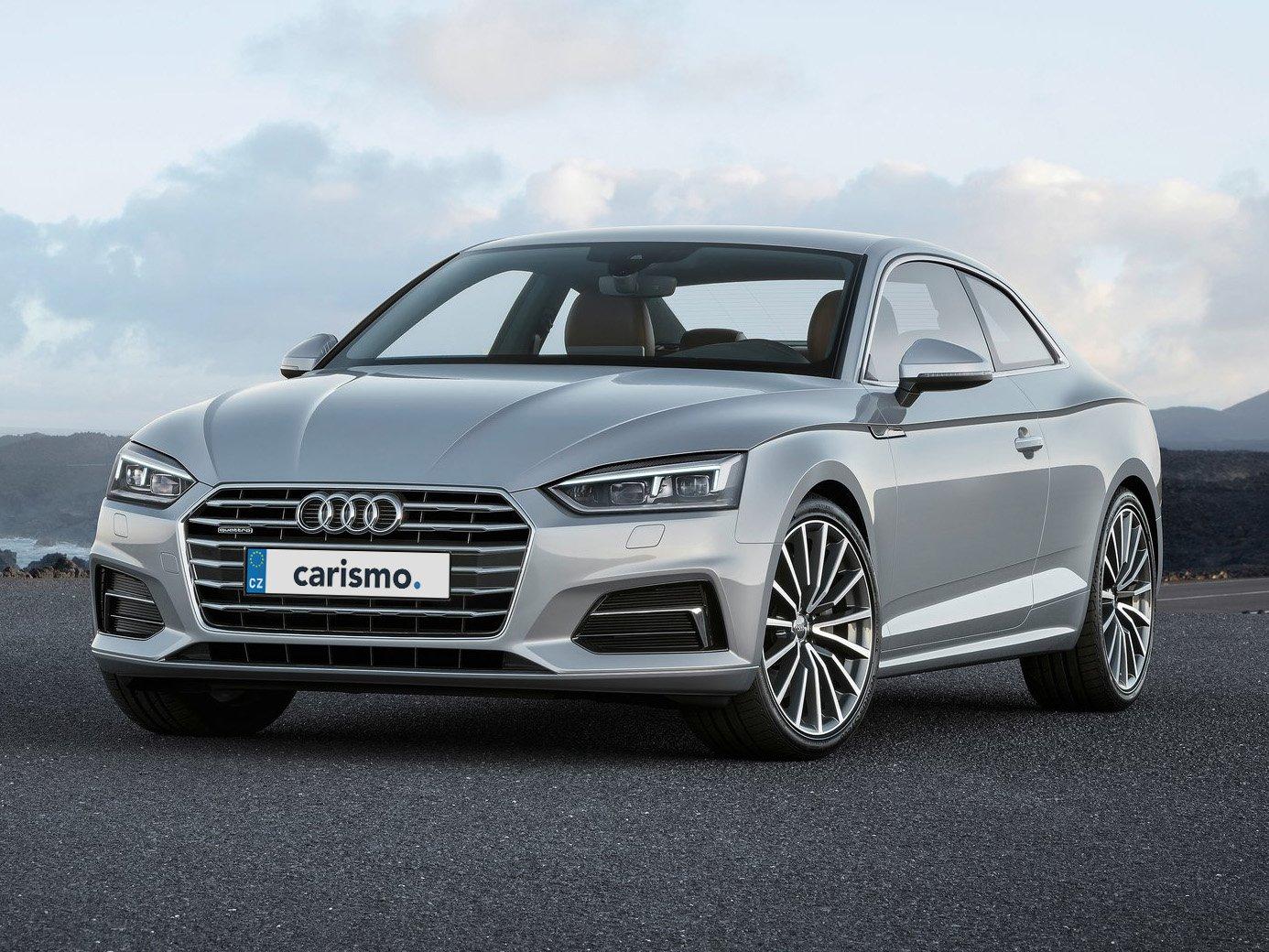Video: Audi A5 Coupé interiér a exteriér
