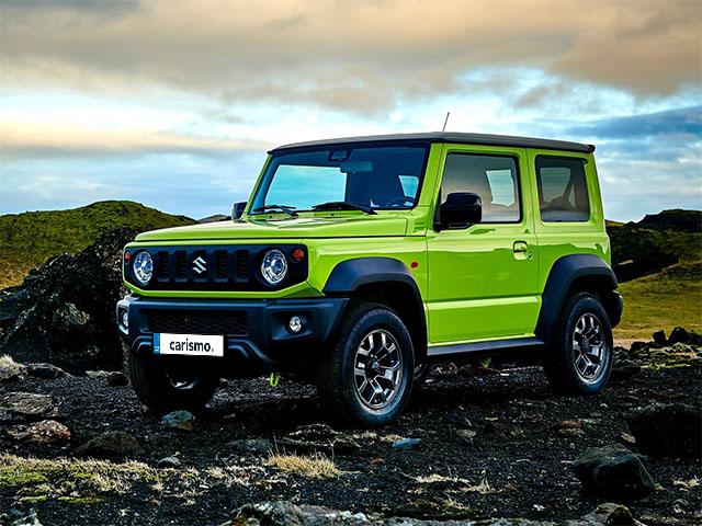 Suzuki Jimny - recenze a ceny