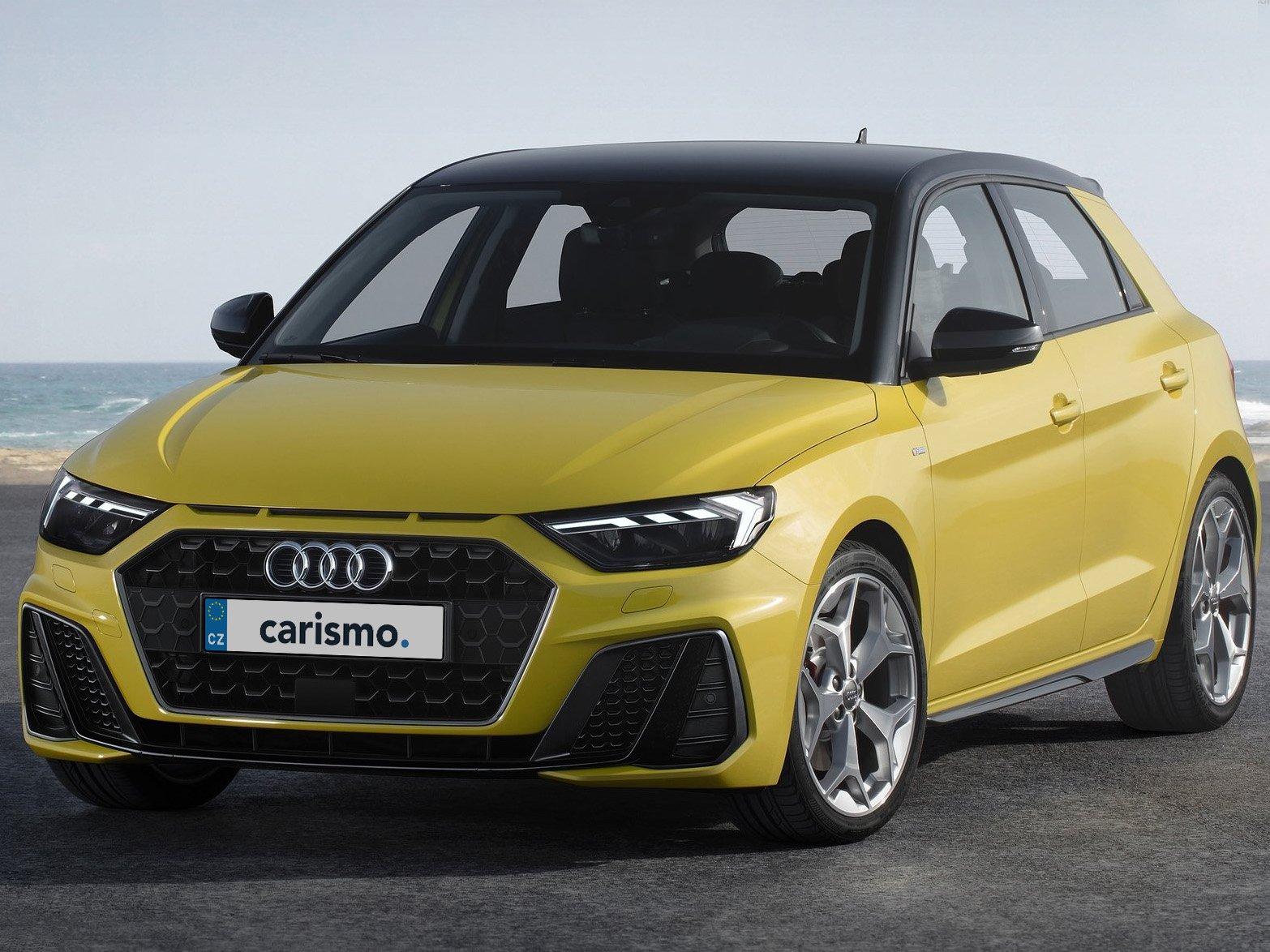 Audi A1 Sportback - recenze a ceny