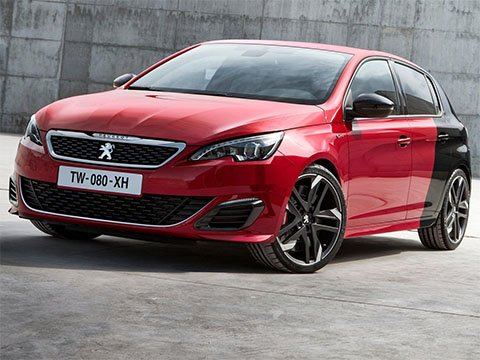 Peugeot 308 GTi - recenze a ceny