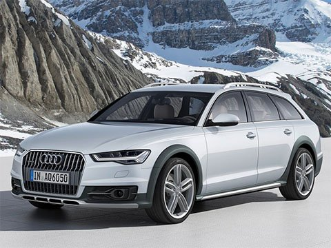 Video: Audi A6 allroad quattro test a zrychlení