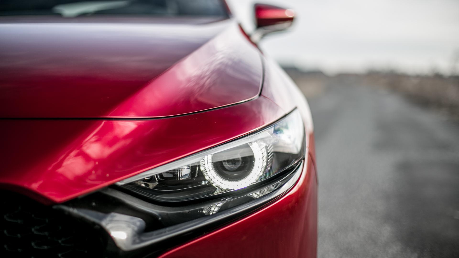 Nová Mazda 3 - motor