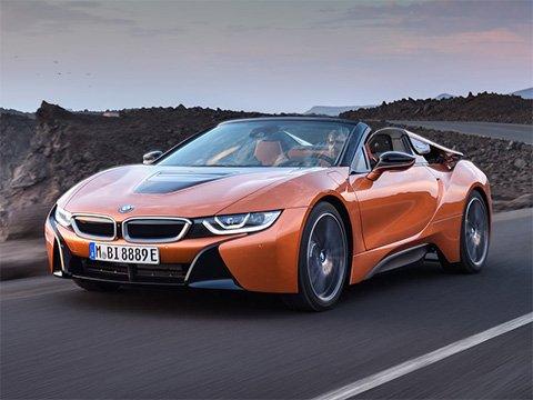BMW I8 Roadster - recenze a ceny | Carismo.cz