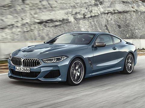 Video: BMW 8 Coupe Zrychlení, zvuk, interiér a exteriér