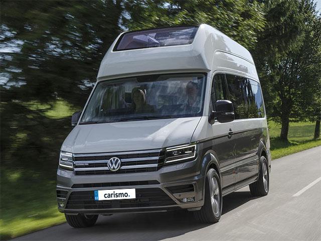 Volkswagen Grand California - recenze a ceny