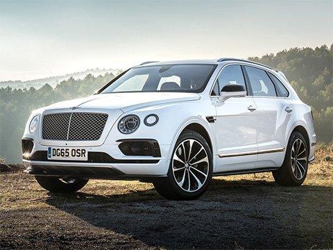 Bentley Bentayga - recenze a ceny