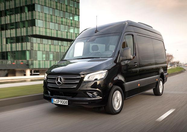 Mercedes-Benz Sprinter - recenze a ceny
