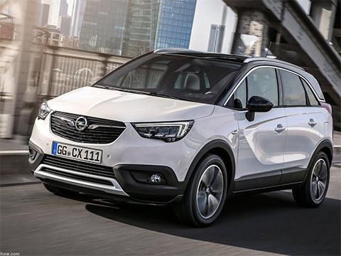 Opel Crossland X - recenze a ceny