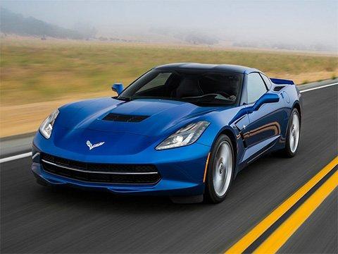 Chevrolet Corvette Stingray - recenze a ceny