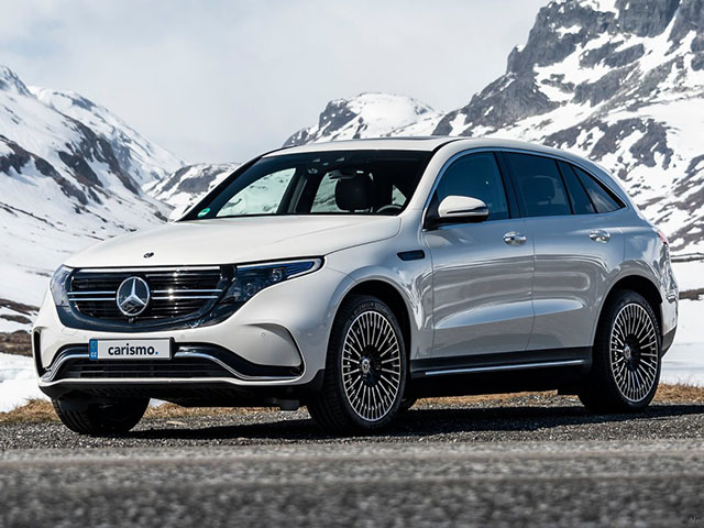 Mercedes-Benz EQC - recenze a ceny