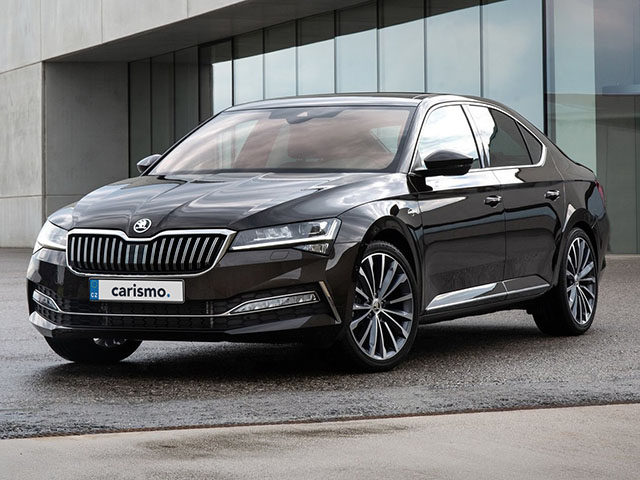Škoda Superb - recenze a ceny