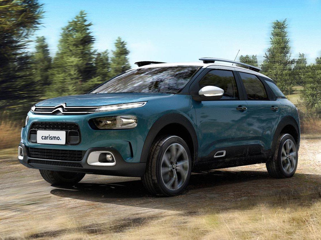 Video: Citroën C4 Cactus představení a test