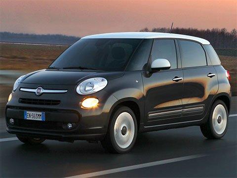 Fiat 500L - recenze a ceny