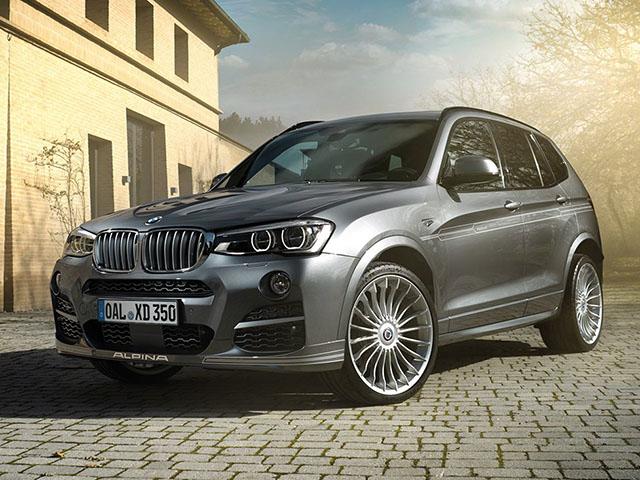 BMW ALPINA XD3 - recenze a ceny