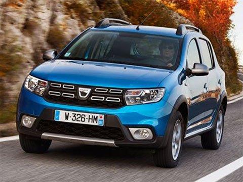 Dacia Sandero Stepway - recenze a ceny