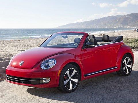 Volkswagen Beetle Cabriolet - recenze a ceny