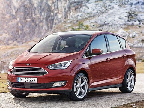 Ford C-MAX - recenze a ceny