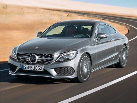 Mercedes-Benz C kupé - recenze a ceny