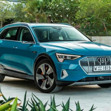 Audi e-tron na operativní leasing