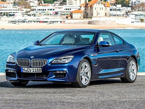 BMW 6 Coupé - recenze a ceny