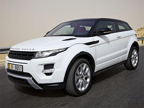Land Rover Range Rover Evoque Coupé - recenze a ceny