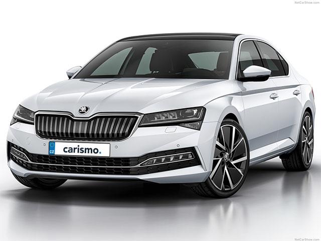 Škoda Superb iV - recenze a ceny