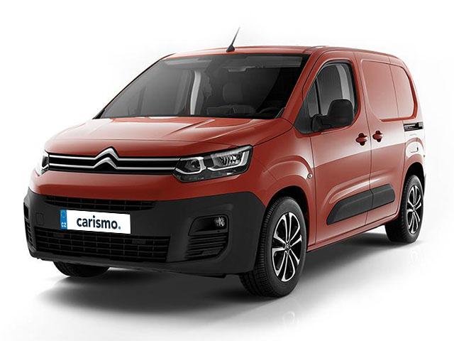 Citroën Berlingo Van - recenze a ceny