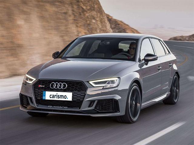 Audi RS 3 Sportback - recenze a ceny