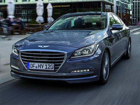 Hyundai Genesis - recenze a ceny