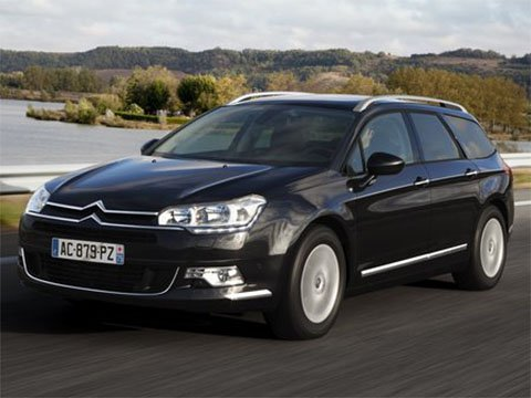 Citroën C5 Tourer - recenze a ceny