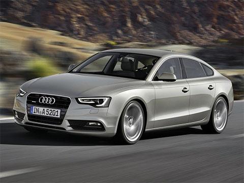 Audi A5 Sportback - recenze a ceny