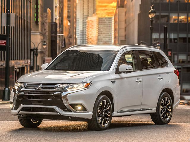 Mitsubishi Outlander PHEV - recenze a ceny