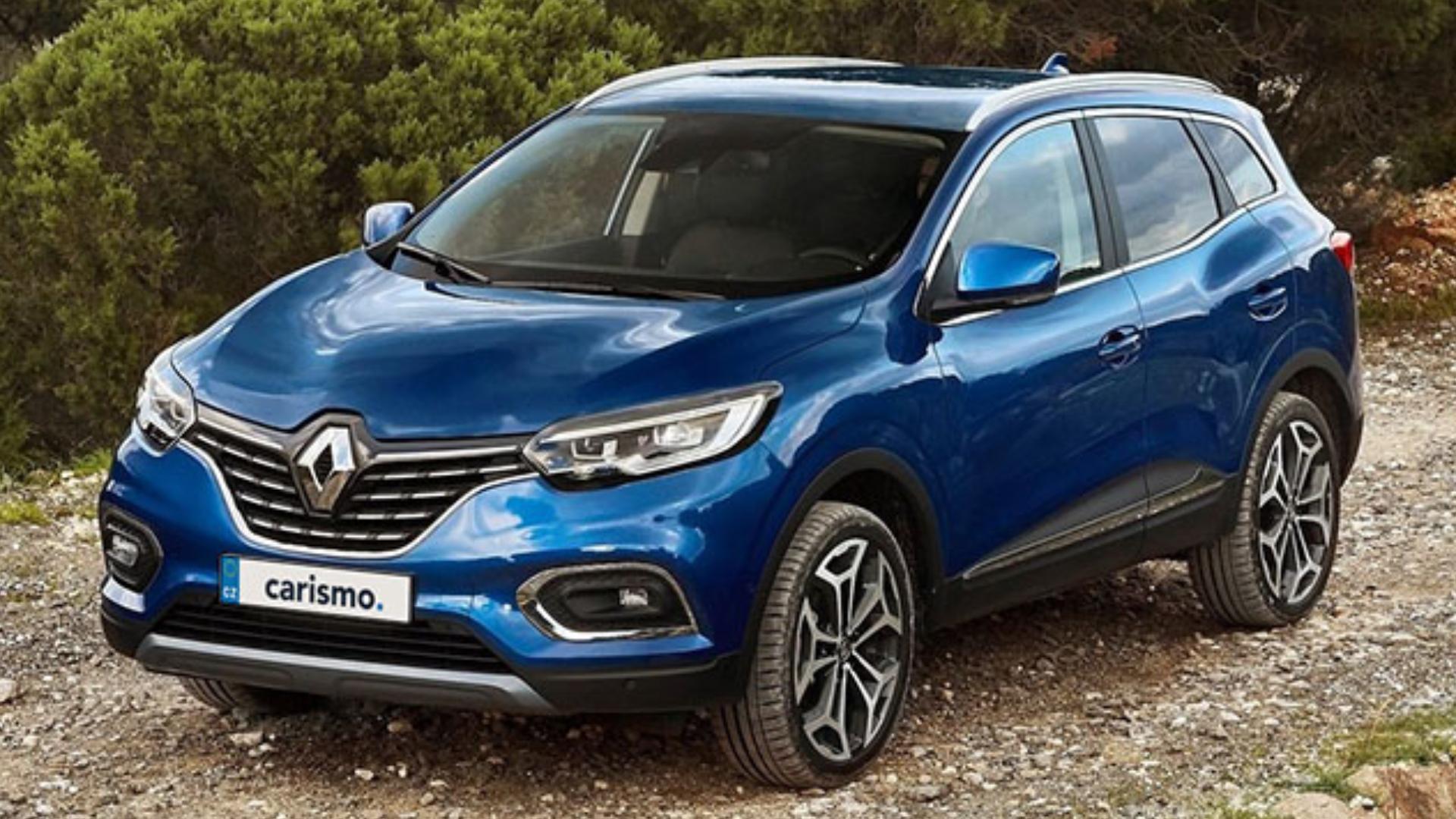 Renault Kadjar - sleva 105 000 Kč