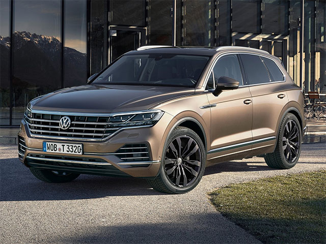Volkswagen Touareg - recenze a ceny