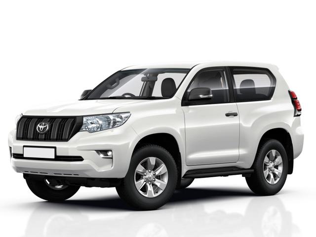 Toyota Land Cruiser 3dv. - recenze a ceny