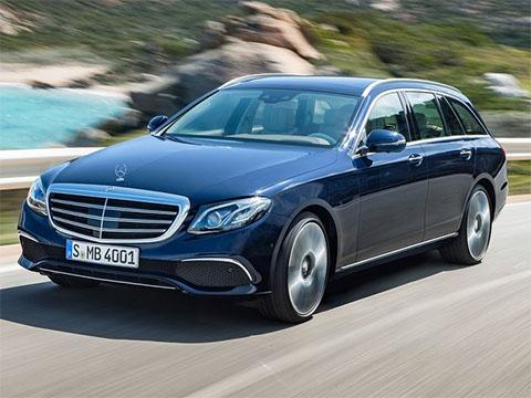 Mercedes-Benz E Kombi - recenze a ceny